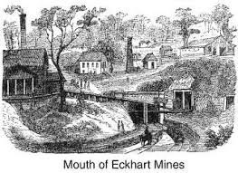 Image result for Eckhart Mines Maryland coal mines