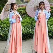 <b>Hanfu</b> Mulheres Costume Dress <b>Chinese Style</b> Retro Costumes ...