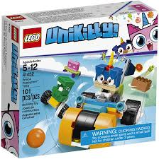 Prince Puppycorn Trike 41452 Building Kit 101 Piece LEGO Unikitty ...