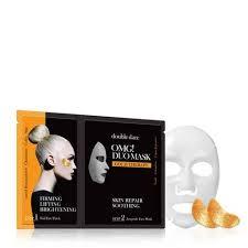Купить <b>Double Dare OMG</b>! Duo Mask Gold Treatment Комплекс ...