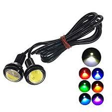 Spedy <b>9W 12V</b> 24V 18MM 23MM LED Eagle Eye Light <b>Car</b> Fog DRL ...
