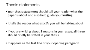 how to write a well written essay text evidence ppt 5 thesis statements