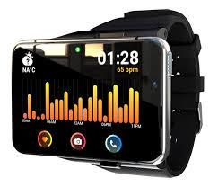 Mit 4G: Große Smartwatch mit 2,88-Zoll-Display erhältlich ...