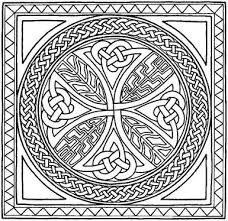 Small Picture Best 25 Celtic mandala ideas on Pinterest Irish celtic tattoos