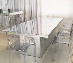 Mirror Dining Room Tables Wonderful Mirrored Dining Table Impressive Dining Room Decor Ideas