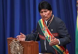 Radicalismo en el exterior, ortodoxia en casa (#bolivia, #EVO)