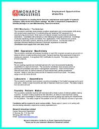 resume examples resume format computer operator data entry resume resume examples writing your qualifications in cnc machinist resume a must how