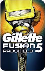 <b>Gillette</b> Мужская <b>Бритва</b> Fusion5 <b>ProShield</b> с 1 кассетой