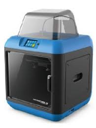 <b>Flashforge Inventor II</b> - 3D Printer (FF-3DP-1NI-01)