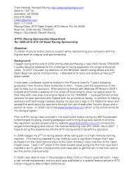 motocross resume template cipanewsletter proforma of cv mx sponsorship resume template mx sponsorship