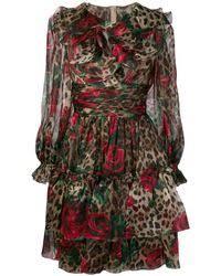 <b>Повседневные</b> платья <b>Dolce & Gabbana</b> Для нее от 58 125 руб ...