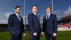 ulster rugby dressed for success remus uomo ulster rugby remus uomo provide suits for ulster rugby