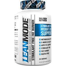 Evlution Nutrition <b>Lean Mode Stimulant</b>-<b>Free</b> Weight Loss ...