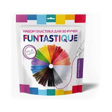 """""""<b>FUNTASTIQUE</b>"""" <b>Комплект PLA</b>-<b>пластика</b> для 3д ручек 7 цветов ..."""