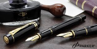 Как заправить <b>перьевую ручку</b>