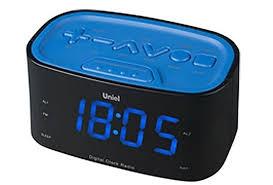 <b>Часы</b> без проекции <b>Uniel UTR</b>-<b>33BBK</b>