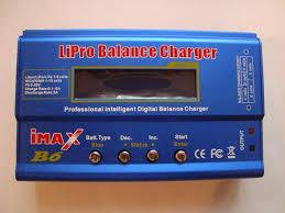 Обзор <b>зарядного устройства IMAX</b> B6 (80 Вт)