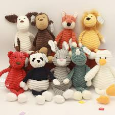 Baby <b>Elephant</b> Lion <b>Fox</b> Rabbit Pig <b>Panda</b> Duck Monkey Soft Stuffed ...