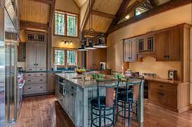 kitchen island lighting ideas in kitchen rustic with clerestory window black bar stools black kitchen island lighting