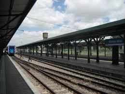 Buenos Aires Belgrano Sur Line railway station