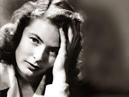 "Ingrid Bergman som Ilsa, Dooley Wilson som Sam;. ""Play it once , Sam. For old time's sake."" ""I don't know what you mean, Miss Ilsa."" ""Play it, Sam. - ingrid_bergman"