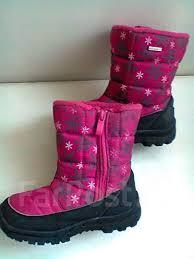 <b>Сапоги</b> зимние на девочку 26-31 размер - Детская обувь в Москве