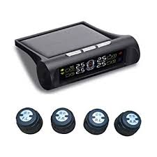 ZERTRAN Smart Car TPMS Tyre Pressure Monitoring ... - Amazon.com