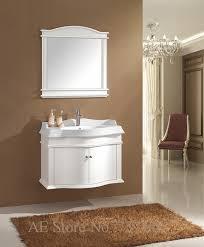 oak wall mounted bathroom cabinet th basin