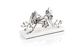 """<b>Подставка для салфеток</b> Michael Aram """"Белая орхидея"""" 20см ..."""