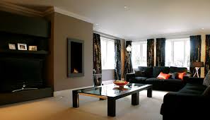 view in gallery black furniture room ideas