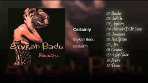 <b>Erykah Badu</b> Full Album <b>Baduizm</b> 1996 Playlist - YouTube