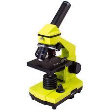 Купить <b>Микроскоп Levenhuk Rainbow</b> 2L PLUS Lime в каталоге ...