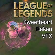 Sweetheart Rakan Visual Effects , Oliver McDonald - ArtStation