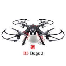 <b>Квадрокоптер MJX</b> B3 <b>Bugs</b> 3, <b>Радиоуправляемый</b>, бесщеточный ...