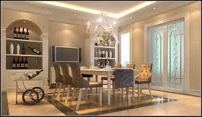 Flooring For Dining Room Design Interior Dining Room And Living Room Interiors Design Ideas
