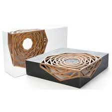 Hanako <b>Solid Wood</b> Abstract <b>Coffee Table</b> | <b>Coffee table</b> design ...