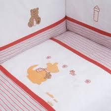 <b>Комплект в кроватку Nino</b> Ganguro 6 предметов (длинный борт ...