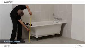 Установка <b>акриловой ванны Jacob Delafon</b> Elite - YouTube