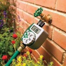<b>LCD</b> Automatic Intelligent <b>Irrigation Water Timer Garden</b> Watering ...