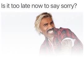 "Justin Bieber Mocks Steve Harvey Gaffe with ""Sorry"" Meme - The ... via Relatably.com"