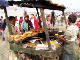 fast food street vendors and concessions