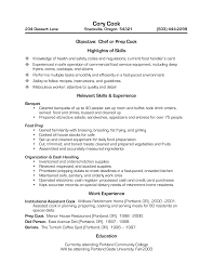 cook resume objective examples cipanewsletter cover letter line cook resume objective line cook resume objective