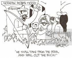 Image result for tax the poor give to the rich cartoon