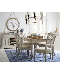 transitional dining chair sch: cape may dining furniture collection only at macys
