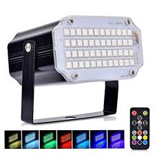 Aushen 48 Leds Halloween Strobe Light, Mini ... - Amazon.com