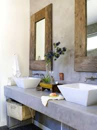wood bathroom mirror digihome weathered: wood framed bathroom mirrors pretty wood framed bathroom mirrors on bathroom organic wood framed mirrors design decor pinterest wood framed bathroom mirrors