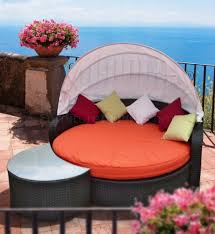 canopy outdoor patio daybed