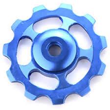<b>11T</b> Rear Derailleur Pulley Ceramic Bearing Jockey Wheel for New ...