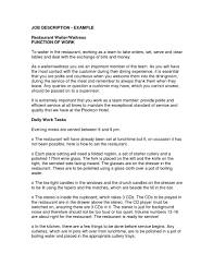 shift manager job description restaurant shift leader job job descriptions for resume server resume sample restaurant shift leader job description walgreens restaurant shift leader