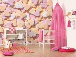 baby girl nursery color ideas baby nursery cool bedroom wallpaper ba